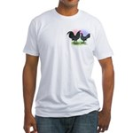 Mottle OE2 Fitted T-Shirt