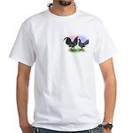 Mottle OE2 White T-Shirt