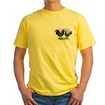 Mottle OE2 Yellow T-Shirt