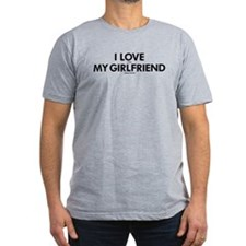 Personalized LOVE GIRL T