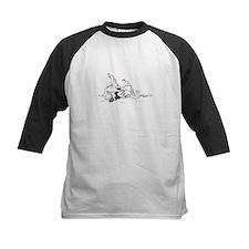 """Happy Feet"" Leonberger Dog Tee"