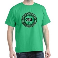 St. Patrick's day drinking team 2014 T-Shirt