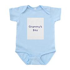 Grammy's boy Infant Bodysuit