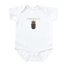 Kobenhavn, Denmark Infant Bodysuit