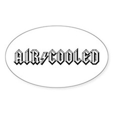 Air/Cooled Stickers