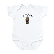 Jutland, Denmark Infant Bodysuit