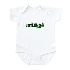 Visit Scenic Jutland, Denmark Infant Bodysuit