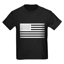 Subdued US Flag Tactical T-Shirt