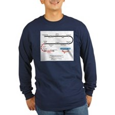 NeverShWh Long Sleeve T-Shirt