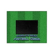 Worlds Best Fantasy Football Coach Picture Frame