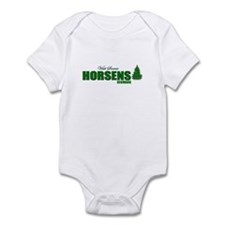 Visit Scenic Horsens, Denmark Infant Bodysuit