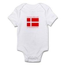 Horsens, Denmark Infant Bodysuit