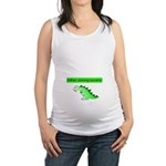 Future Mommyasaurus Maternity Tank Top
