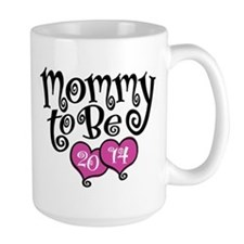 Mommy To Be 2014 Mug