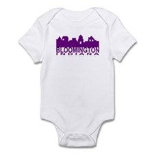 Bloomington Indiana Infant Bodysuit
