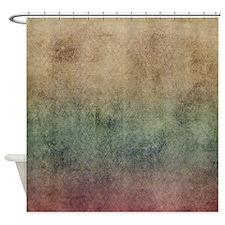 Tan Tones Shower Curtain