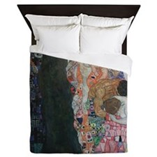 Death and Life Queen Duvet