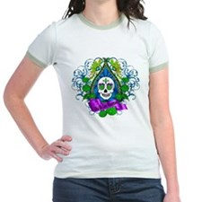 Dead Men Tell No Tales Skull and Crossbones T-Shirt