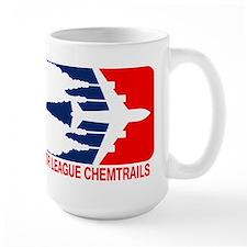 Major League Chemtrails Mugs