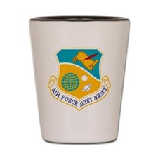 AF Audit Agency Shot Glass