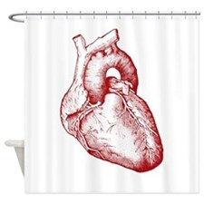 Have a Heart Shower Curtain