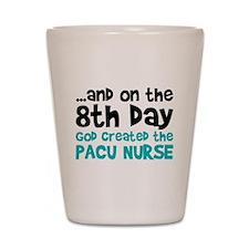 PACU Nurse Creation Shot Glass