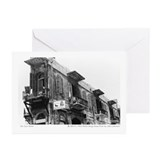 """Zion Hostel"" Photographic Art Cards (Pkg. of 6)"