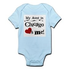 Aunt Chicago Body Suit