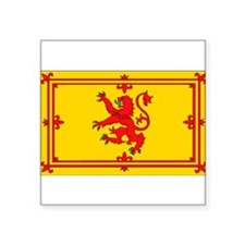 Scottish Royal Flag Sticker