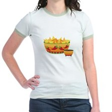 Tortilla chips salsa T-Shirt