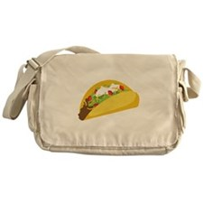 Taco Messenger Bag