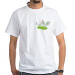 Pearl OE Bantams White T-Shirt