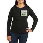 Pearl OE Bantams Women's Long Sleeve Dark T-Shirt