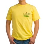 Pearl OE Bantams Yellow T-Shirt