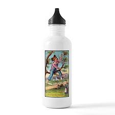 Vintage Apples Water Bottle