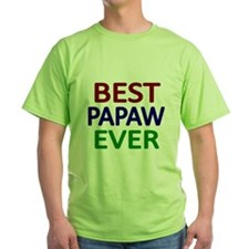 BEST PAPAW EVER T-Shirt