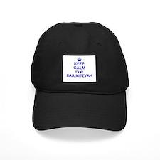 Keep Calm its your Bar Mitzvah day Baseball Cap