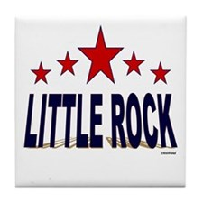 Little Rock Tile Coaster