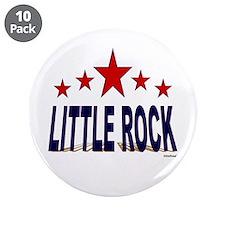 """Little Rock 3.5"""" Button (10 pack)"""