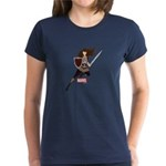 Lady Sif Women's Dark T-Shirt