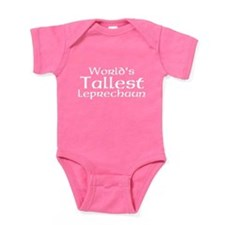 Worlds Tallest Leprechaun Baby Bodysuit