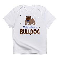 Funny Big brother dog Infant T-Shirt