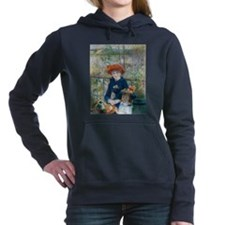 Two Sisters Hooded Sweatshirt