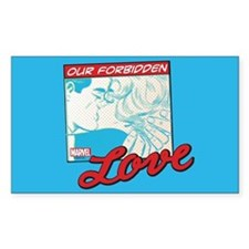 Marvel Forbidden Love Decal