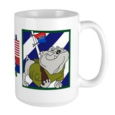 USA-3ID Rocky Bulldog - Coffee Mug