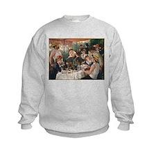 Luncheon of the Boating Party Sweatshirt
