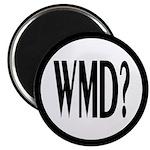 WMD? Magnet (100 pack)
