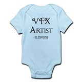 Effects Corner Infant Bodysuit
