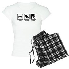 Feed Sleep Climb pajamas