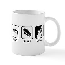 Feed Sleep Climb Small Mug